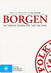 Borgen Series 1-3 - Film & TV Thriller