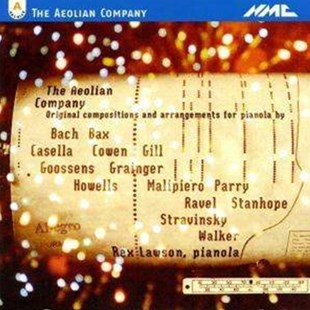Aeolian Company, The - Music for the Pianola - CD / Album - Music