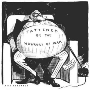 Fattened By the Horrors of War - CD / Album - Music Rock