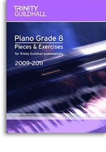 Piano Exam Pieces Grade 8 2009 - 2011 - Entertainment Music General
