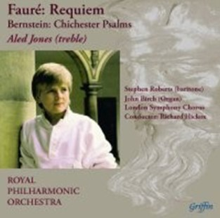 Faure: Requiem/Bernstein: Chichester Psalms - CD / Album - Music Classical Music