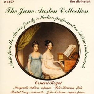 Jane Austen Collection, The (Concert Royal) - CD / Album - Music Classical Music