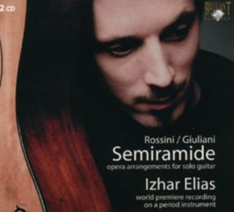 Rossini/Giuliani: Semiramide - CD / Album - Music Classical Music