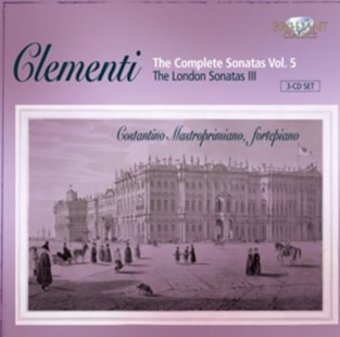 Clementi: The Complete Sonatas - CD / Album - Music Classical Music