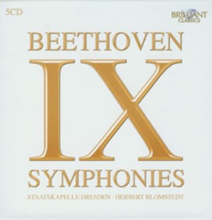Beethoven: IX Symphonies - CD / Box Set - Music Classical Music