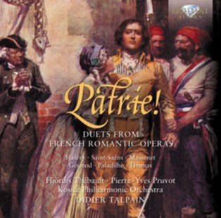 Patrie! Duets from French Romantic Operas - CD / Album - Music Classical Music