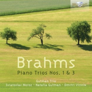 Brahms: Piano Trios Nos. 1 & 3 - CD / Album - Music Classical Music