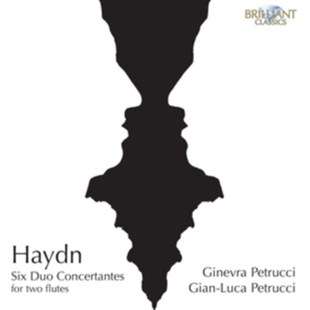 Haydn: Six Duo Concertantes for Two Flutes - CD / Album - Music Classical Music
