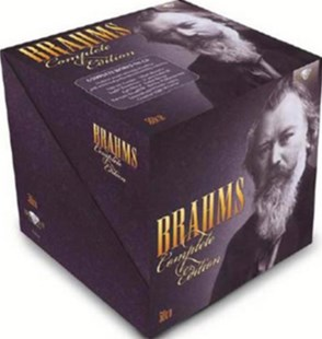 Brahms: Complete Edition - CD / Box Set - Music Classical Music