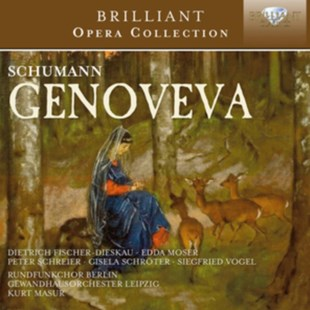 Schumann: Genoveva - CD / Album - Music Classical Music