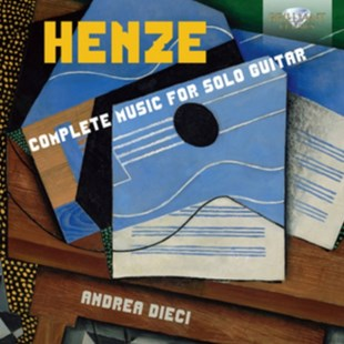 Henze: Complete Music for Solo Guitar - CD / Album - Music Classical Music