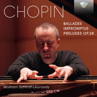 Chopin: Ballades/Impromptus/Preludes, Op. 28 - CD / Album - Music Classical Music