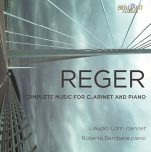 Reger: Complete Music for Clarinet and Piano - CD / Album - Music Classical Music