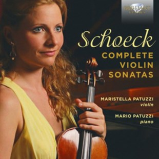 Schoeck: Complete Violin Sonatas - CD / Album - Music Classical Music