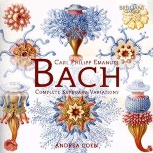 C.P.E. Bach: Complete Keyboard Variations - CD / Album - Music Classical Music