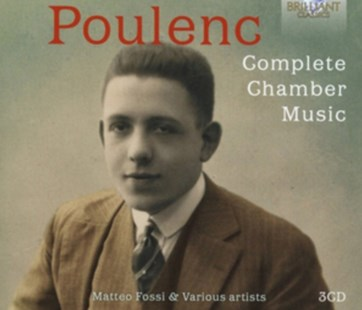 Poulenc: Complete Chamber Music - CD / Album - Music Classical Music