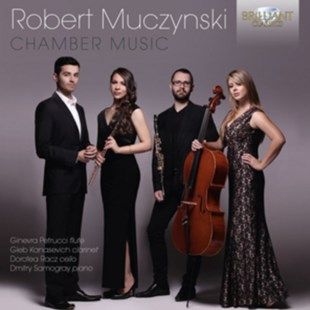 Robert Muczynski: Chamber Music - CD / Album - Music Classical Music
