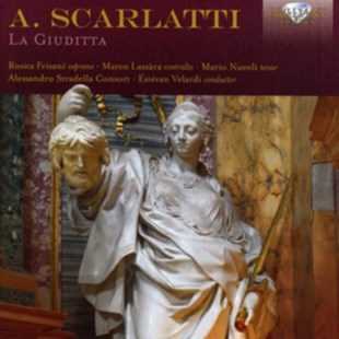 A. Scarlatti: La Giuditta - CD / Album - Music Classical Music