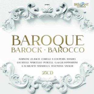 Baroque - CD / Box Set - Music Classical Music