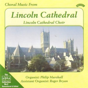 Choral Music from Lincoln Cathedral (Marshall, Bryan) - CD / Album - Music Classical Music