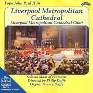Pope John Paul II in Liverpool Metropolitan Cathedral - CD / Album - Music Classical Music