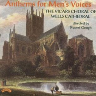 Anthems For Men's Voices (The Vicars Choral of Wells Cathedral / - CD / Album - Music Classical Music