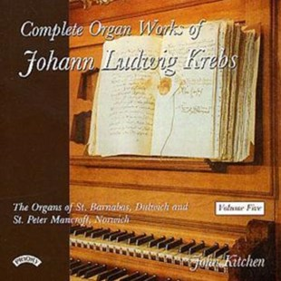 Complete Organ Works Vol. 5 (Kitchen) - CD / Album - Music Classical Music