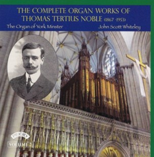 The Complete Organ Works of Thomas Tertius Noble - CD / Album - Music Classical Music