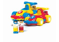 WOW Toys - The Turbo Twins