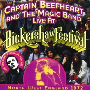 Live at Bickershaw Festival 1972 - CD / Album - Music Rock