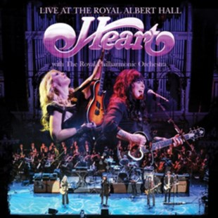 Live at the Royal Albert Hall With the Royal Philharmonic Orch. - CD / Album - Music Rock