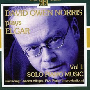 Solo Piano Music Vol. 1 (Norris) - CD / Album - Music Classical Music
