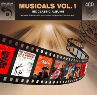 MUSICALS VOL.1 / VARIOUS - CD / Album - Music