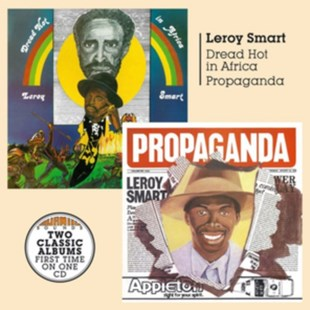 Dread Hot in Africa/Propaganda - CD / Album - Music Reggae