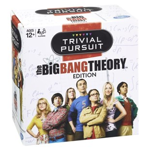 The Big Bang Theory Trivial Pursuit - Board Games Party & Family
