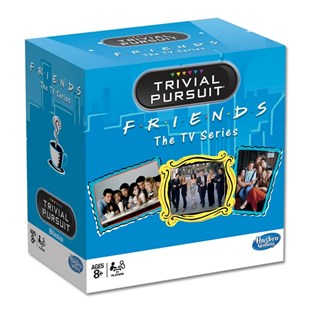 Friends Trivial Pursuit - Board Games Party & Family