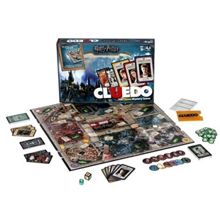 Harry Potter Cluedo Refresh - Board Games Party & Family