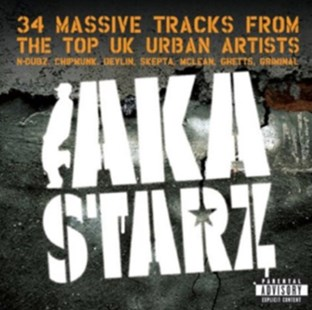 AKA Starz - CD / Album - Music Rap & Hip-Hop