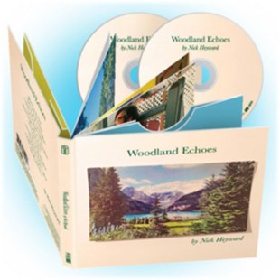 Woodland Echoes - CD / with Book - Music Rock
