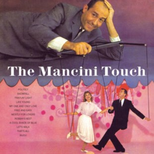 The Mancini Touch - CD / Album - Music Jazz