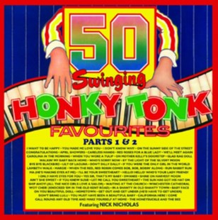 50 Swinging Honky Tonk Favourites Parts 1 & 2 - CD / Album - Music Country