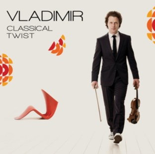 Vladimir: Classical Twist - CD / Album - Music Classical Music