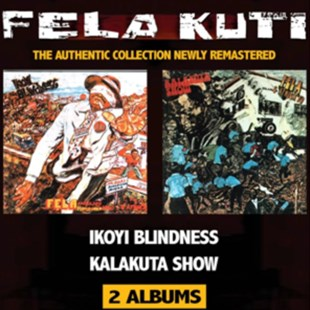 Ikoyi Blindness/Kalakuta Show - CD / Remastered Album - Music World Music