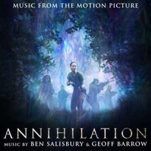 "Annihilation - Vinyl / 12"" Album by  (5051083123914) - Vinyl - Music Soundtracks"