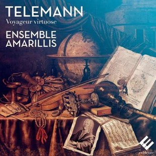 Telemann: Voyageur Virtuose - CD / Album - Music Classical Music