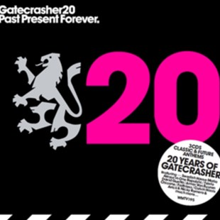 Gatecrasher 20 - CD / Album - Music Dance & Electronic