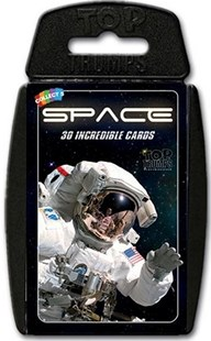 Space by  (5053410001377) - Game - Card Games Party & Family