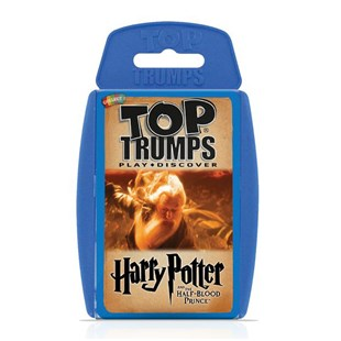 Top Trumps : Harry Potter & The Half Blood Prince - Card Games Puzzle & Trivia