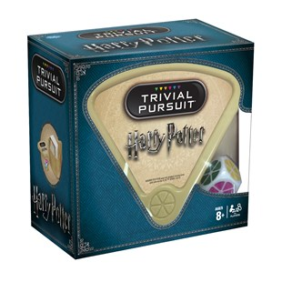 Harry Potter Trivial Pursuit - Card Games Party & Family