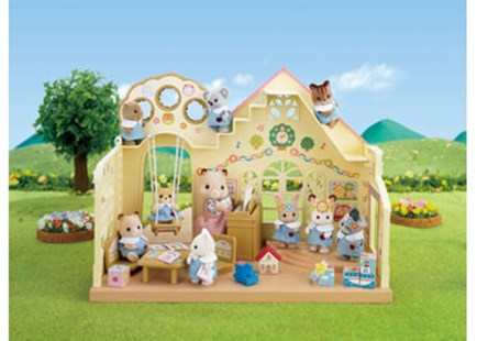Sylvanian Families - Forest Nursery - Children's Toys & Games Figures & Dolls